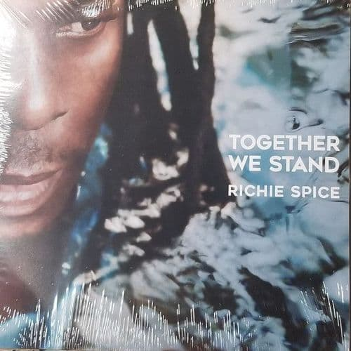 Richie Spice<br>Together We Stand<br>LP